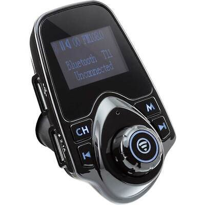 Car And Driver 4072Bk Bluetooth Fm Transmitter
