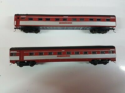 Lima V&SAR The Overland Carriages Very Good Condition fitted with KDs