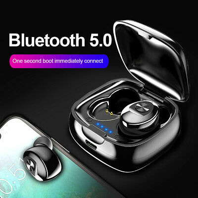 XG12 Earphones Mini Stereo TWS Bluetooth 5.0 Wireless Headset Earbuds Headphones