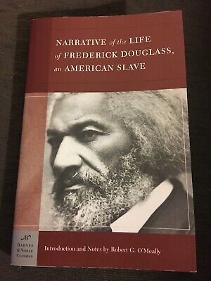 The Narrative of the Life of Frederick Douglass, an American Slave (Paperback)**
