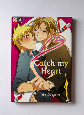 Catch My Heart - Yuo Yodogawa - Deutsch