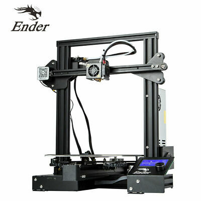 Newest Creality3D Ender-3Pro High Precision Quality 3D Printer Aluminum Extrusio
