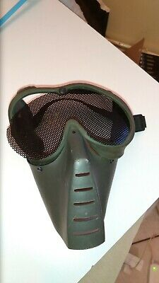 Airsoft Masque Protection - Pour Paintball Et Airsoft  Game