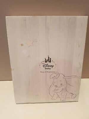 Dumbo My First Year Baby Photo Frame Disney Store