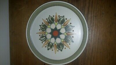 Vintage Denby Langley Sherwood Dinner Plate