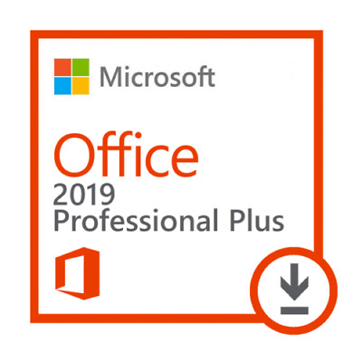 Microsoft Office 2019 Professional Pro Plus Key Licenza 32/64-bit