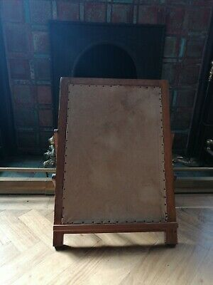 Vintage Wooden Fire Guard Upcyle Project