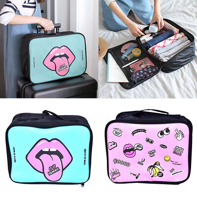Portable Foldable Travel Storage Luggage Carry-on Big Hand Shoulder Duffle  ZF