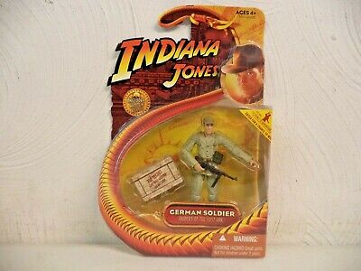 Hasbro Indiana Jones Raiders Of The Lost Ark German Soldier