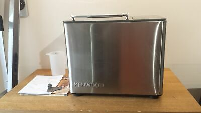 Kenwood BM450 Automatic Bread Maker with Accessories Grade B