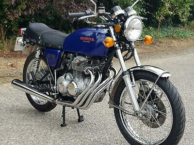 1976 Honda Cb400F 400 4 Four, Very Nice Older Restoration. Delivery Available