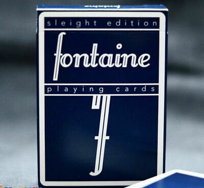 Fontaine Sleight playing cards. New sealed deck