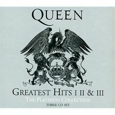 QUEEN - The Collection - Very Best Of - Greatest Hits (MISSING DISC 3)