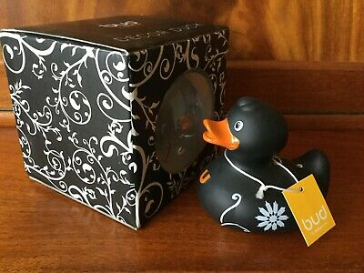 BUD Collectable Luxury Rubber Duck - DECOR (2007) - rare and retired.