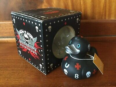 BUD Collectable Luxury Rubber Duck - BIKERDUCK (2006) - rare and retired.