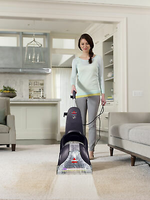 Bissell Carpet Cleaner Shampooer Upright Heat Steam Home Powerful Deep Clean Pet