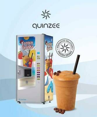 Frozen Drink Vending Machine by QUINZEE