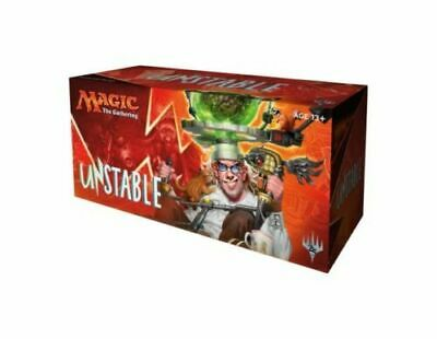 UNSTABLE ENGLISH BOOSTER BOX MTG MAGIC THE GATHERING New Factory Sealed