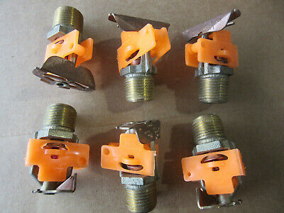 (6) Tyco TY3351 Fire Sprinkler Heads 360* NEW!!! Free Shipping