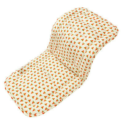 Baby stroller pad, universal soft double-sided cotton baby stroller cushion