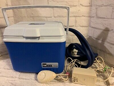 EBIce 10D Cold Ice Therapy Machine Power Supply Control Unit & Pump / Cooler