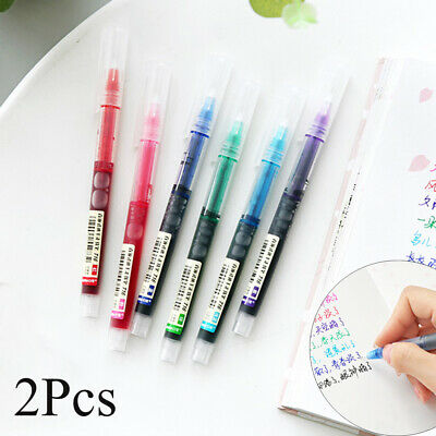 Signing Office Supply Pastels Drawing Colorful Gel Pen Marker Pen Stationery