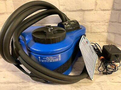 DeRoyal T600 Hot Cold Ice Therapy Machine Power Supply Manual CLEAN!