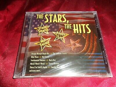 The Stars, The Hits (CD) Frank Sinatra, Peggy Lee, Mel Torme, Doris Day, Andrews