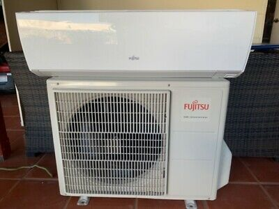 Fujitsu ASTG24KMCA Single Mini-Split System Air Conditioner