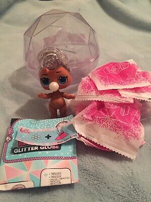 New LOL Surprise! Glitter Globe Winter Disco N.Y.E.Q.T