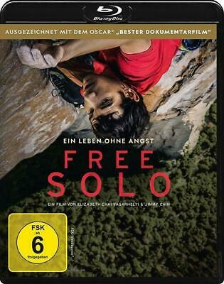 Capelight Pictures Free Solo (BLU-RAY)