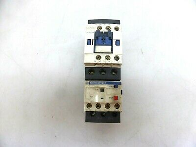 Schneider Electric Telemecanique LC1D32 / LRD 08