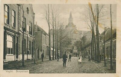 CPA - Pays-Bas - Vught - Dorpstraat