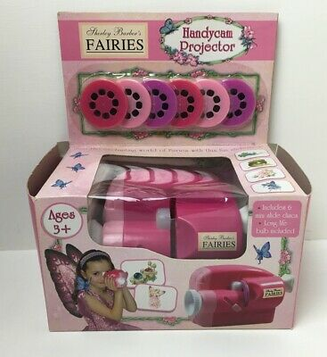 Shirley Barber's Fairies Handy am Projector With 6 Mini Slide Discs 2007