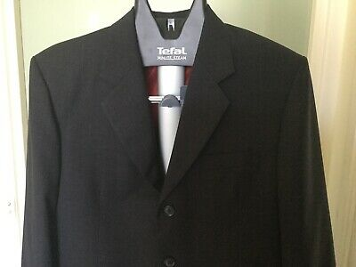 Brioni HK charcoal suit  - luxury brand at an eBay price!