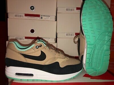 Details about Women's Nike Air Max 1 JP OIL GREY OBSIDIAN MIST JELLY JEWEL SWOOSH AT5248 001