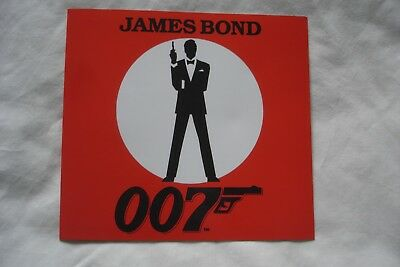 007 JAMES BOND PHONECARDS COMPLETE SET OF 6 IN FOLDER NEW UNUSED c 1996