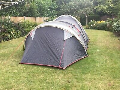 Outdoor 4 man tent EUROHIKE THIRLMERE
