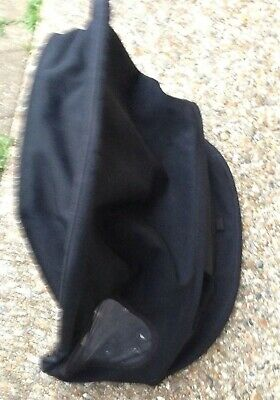 Genuine Quinny Buzz Replacement Hood / Canopy Black