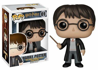 Harry Potter #01 - Harry Potter - Funko Pop! Harry Potter (Brand New)
