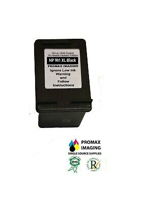 Remanufactured HP 901 XL Black fits HP OfficeJet 4500