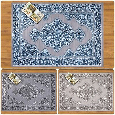 Classic Vintage Rugs Living Room Bedroom Area Rugs Soft Large Small Floor Carpet