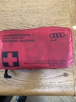 Audi - First Aid Kit In Pouch