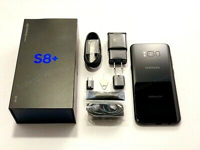 Samsung Galaxy S8+ Plus SM-G955U AT&T Sprint T-Mobile Verizon Carrier Unlocked