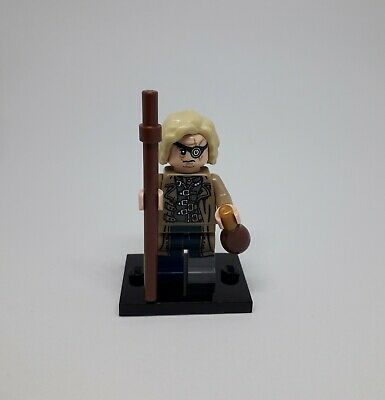 LEGO Minifigures Alastor Mad-Eye Moody Harry Potter Fantastic Beasts 71022