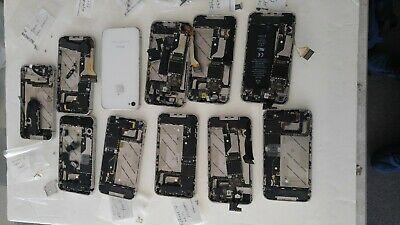Apple iPhone 4 LOGIC BOARDS : Parts (Qty. 10)