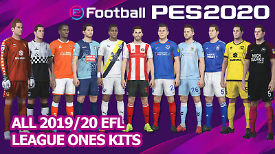 PES 2019 OPTION File - Official Kits And Logos On 2Gb Usb