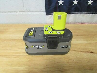 P108 Ryobi 18Volt 18V One Plus Lithium-Ion High Capacity Battery 4.0ah