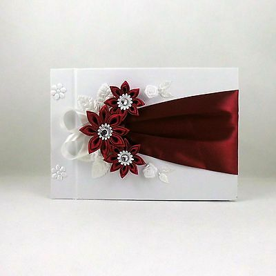 Wedding Guest Book Guest Book, Gästealbum in a Many