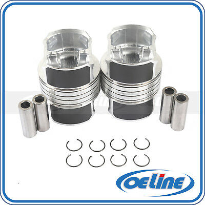 02-06 NISSAN ALTIMA   2.5  4 cyl  QR25 PISTON WITH CONNECTING ROD